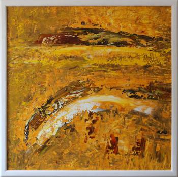 Abstract Oil Painting original Texture 76Х76 №1