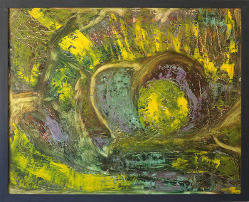 SOLD. Oil painting  (Belarus) №5
