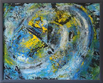 SOLD  Abstract Art 85Х65 №12