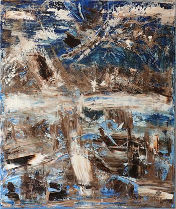 Oil, Canvas, 50*60   №21