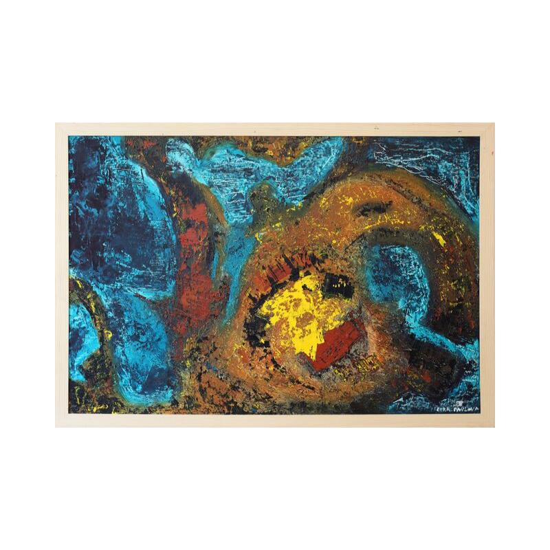 Abstract wall art Lora Pavlova III-11