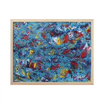 Abstract wall art Lora Pavlova III-25