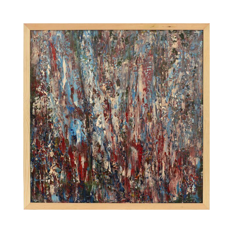 Abstract wall art Lora Pavlova III-29
