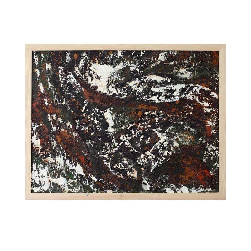 Abstract wall art Lora Pavlova III-9