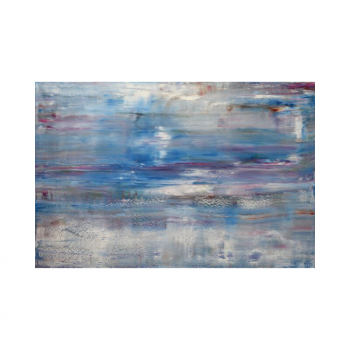 Large abstract painting on canvas by Lora Pavlova III-51
