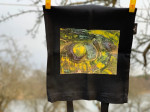 Торбы с картиной-принтом художника