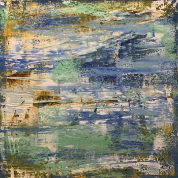 Картина маслом на холсте. Частная коллекция, Беларусь