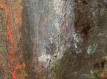 Картина в черных тонах Неизвестность 2021-25