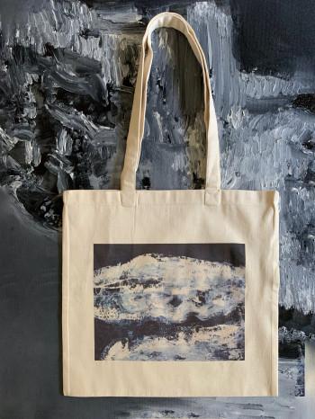 Эко-сумки бежевые