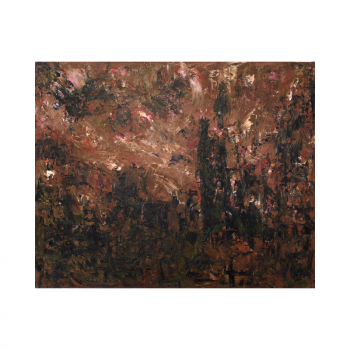 Картина масло Звездная ночь Купить картину маслом в Минске  60*80 2019-III-12. В наличии