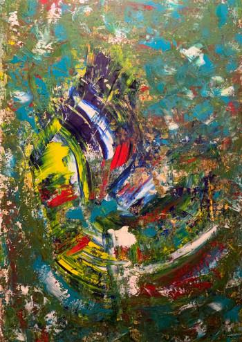 Современные картины для интерьера Купить картину в Беларуси 2020-I-5. Частная коллекция (Финляндия)