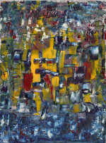 Картины абстракция для интерьера Картина масло Художник Минск купить картины 2020-I-6. В наличии